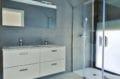 agence immobiliere costa brava: villa 200 m² avec amarre, salle d'eau, douche et 2 vasques