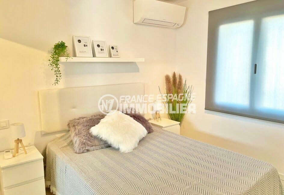 appartement à vendre à rosas espagne, 4 pièces 65 m², suite parentale avec climatisation