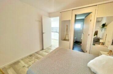 achat appartement rosas, 4 pièces 65 m², suite parentale avec salle d'eau