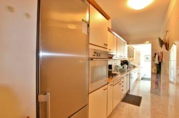 vente immobilière rosas: villa 336 m² avec amarre, cuisine aménagée et équipée