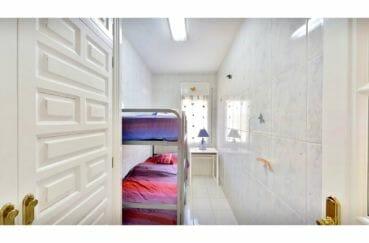 immo costa brava: villa 5 pièces 122 m²,, 4° chambre pour enfants, lits superposés