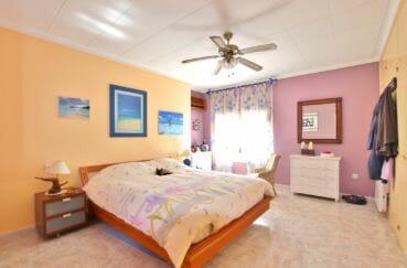 maison a vendre espagne, villa 336 m² avec amarre, 1° chambre, ventilateur plafond