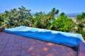 vente immobilière costa brava: villa 4 pièces 119 m², piscine 26 m² recouverte d'une bâche