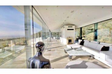 la costa brava: villa de 480 m², terrasse véranda, vue dégagée, exposition sud