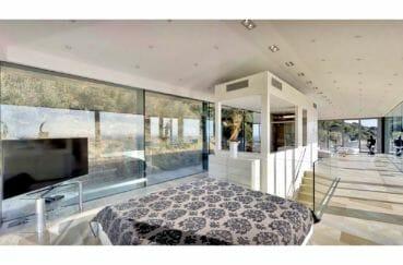 achat immobilier costa brava: villa de 480 m², magnifique terrasse aménagée, bar