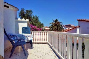 maison a vendre espagne bord de mer, villa 113 m² avec amarre, grande terrasse ouverte