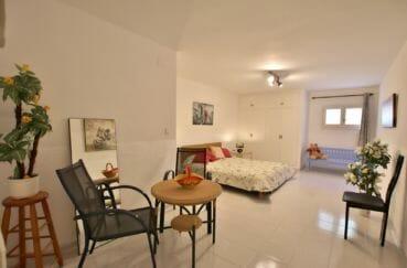 achat maison en espagne costa brava, villa 366 m², coin chambre à coucher dans l'appartement indépendant