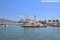 le port de plaisance d'empuriabrava et ses magnifiques bateaux à voile ou à moteur