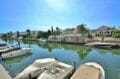 appartement a vendre costa brava, appartement de 38 m², terrasse vue canal