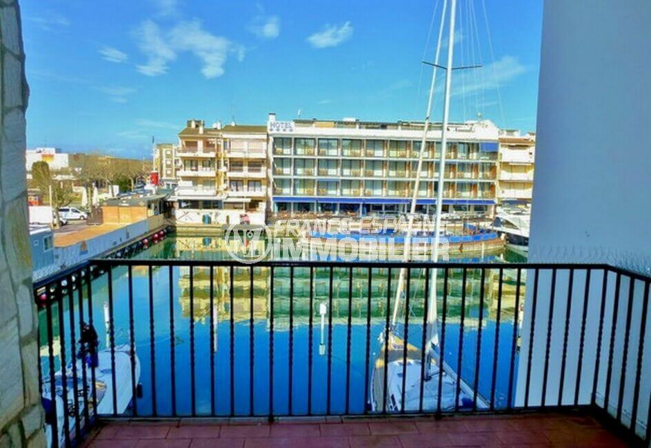 maison a vendre empuria brava, 200 m² avec 4 chambres, terrasse vue canal