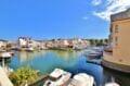 appartement empuriabrava, 2 pièces 37 m² avec terrasse, très belle vue canal