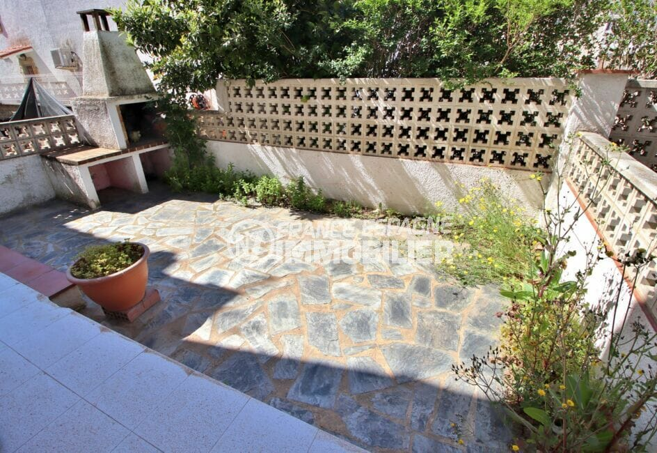 vente maison empuriabrava, 105 m², belle terrasse avec barbecue