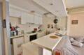 vente appartement empuriabrava, 46 m² avec cuisine ouverte aménagée et équipée