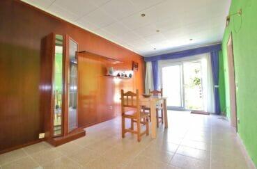 achat maison costa brava, 105 m² avec terrasse, salle à manger, spots au plafond