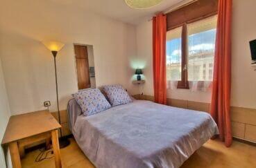 appartements a vendre a rosas, 2 pièces 51 m², chambre à coucher, lit double
