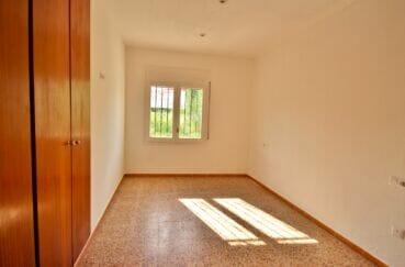 acheter appartement costa brava, 3 pièces 66 m², chambre à coucher avec penderie encastrée