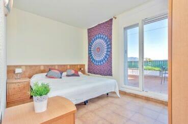 vente empuriabrava: appartement atico 3 pièces 57 m², 1° chambre avec lit double, terrasse
