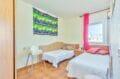 immo costa brava: appartement atico, 3 pièces 57 m², 2° chambre, lit double et simple