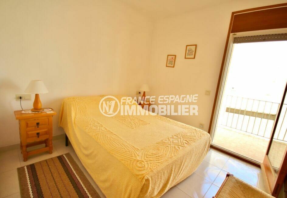 vente appartement empuriabrava, 3 pièces 68 m², 1 chambre à coucher, lit double, terrasse