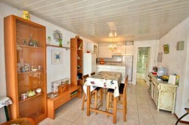 appartement à vendre empuriabrava, appartement de 38 m², cuisine ouverte sur séjour
