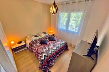 acheter appartement empuriabrava, 3 pièces 86 m², 1° chambre à coucher, lit double