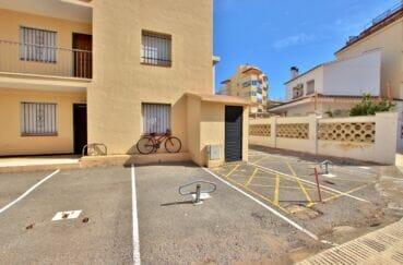 acheter appartement rosas, 2 pièces 40 m² avec place de parking privé