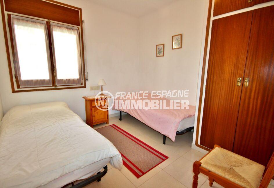 acheter appartement costa brava, 3 pièces 68 m², 2° chambre avec armoire / penderie