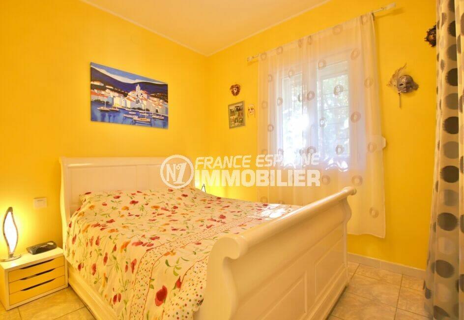 achat maison rosas, 3 pièces 92 m², 2° chambre à coucher, carrelage au sol