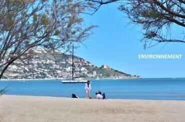 petit moment de détente sur le sable fin de la plage de santa margarita