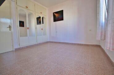 maison a vendre espagne, 105 m² avec terrasse, chambre à coucher avec armoire / penderie encastrée