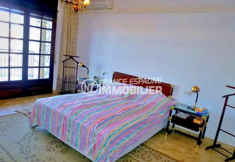 la costa brava: villa 200 m², 3° chambre à coucher avec terrasse