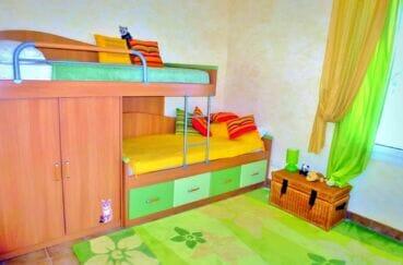 maison a vendre espagne bord de mer, 213 m², 3° chambre à coucher, lits superposés
