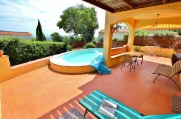 maison a vendre a rosas, 4 pièces 145 m² avec piscine et terrasse couverte