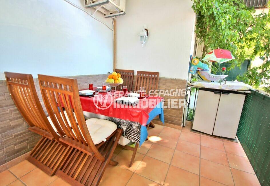 vente appartement empuriabrava, 3 pièces 65 m² avec belle terrasse