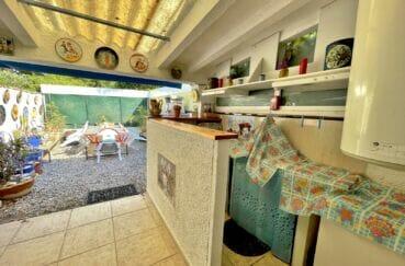 acheter maison empuriabrava, 3 pièces 66 m², cuisine d'été aménagée et équipée