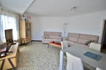 appartement a vendre costa brava, 4 pièces 72 m², séjour, suspension plafond