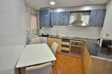 acheter appartement costa brava,  cuisine indépendante aménagée et équipée