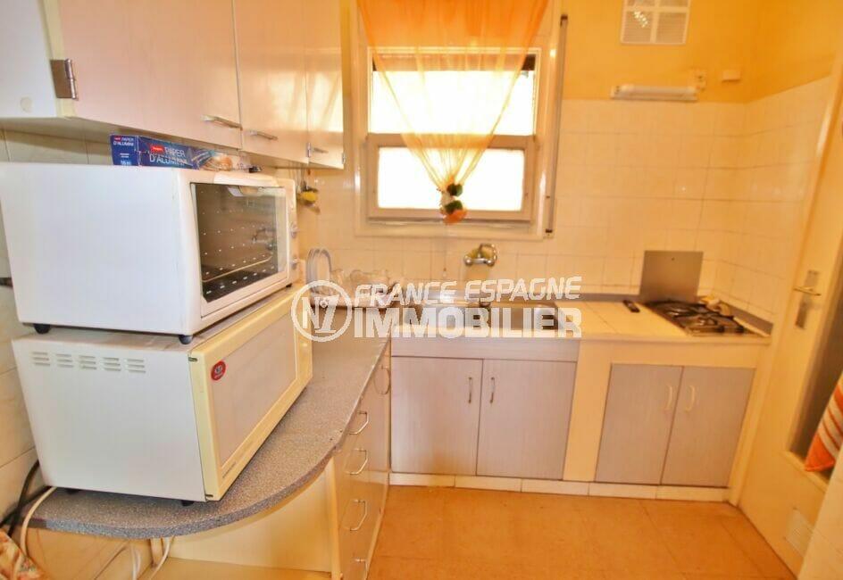 appartement a vendre a rosas, 3 pièces 62 m², cuisine indépendante aménagée