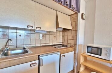 appartement a vendre a rosas, 2 pièces 43 m², cuisine aménagée de nombreux rangements
