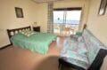 appartements a vendre a rosas, 3 pièces 62 m², 1° chambre à coucher avec terrasse