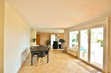 maison a vendre espagne bord de mer, 4 pièces 145 m², salon / salle à manger avec terrasse