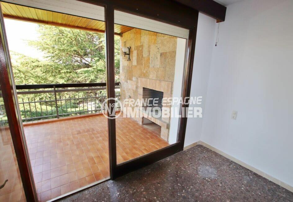 appartement à vendre à rosas espagne, 5 pièces 95 m², atico, grande terrasse avec barbecue