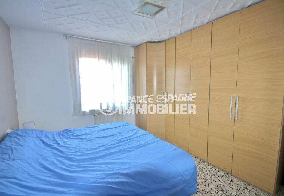 appartements a vendre a rosas, 4 pièces 72 m², chambre à coucher, grande armoire/penderie