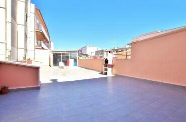 appartement a vendre rosas espagne, 4 pièces 96 m², terrasse de 115 m², exposition sud