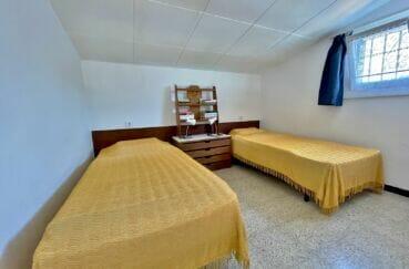 achat maison espagne costa brava,  3 pièces 76 m², 2° chambre, dalles au plafond
