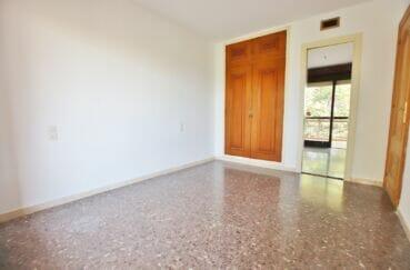 acheter appartement rosas, 5 pièces 95 m², chambre à coucher, armoire et terrrasse