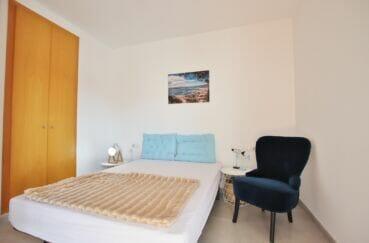 achat appartement costa brava, 3 pièces 64 m², 1° chambre à coucher, armoire encastrée