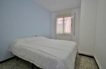 achat appartement rosas, 4 pièces 72 m², 2° chambre à coucher, lit double