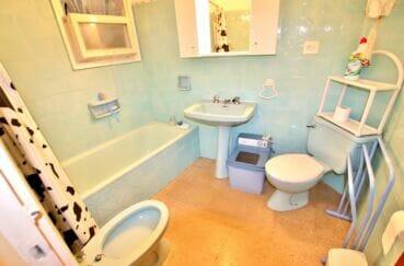 acheter appartement costa brava, 3 pièces 62 m², salle de bain avec baignoire et wc