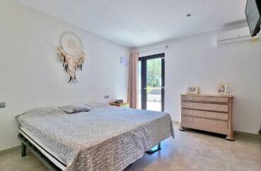 vente immobiliere rosas espagne: villa 4 pièces 131 m², chambre à coucher, terrasse